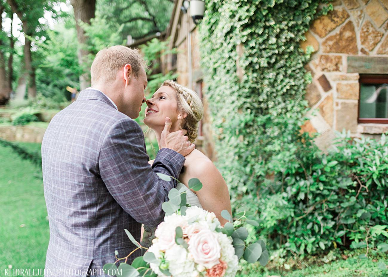 Venue Owners Romantic Real Wedding |Hillside Manor NORMAN, OK